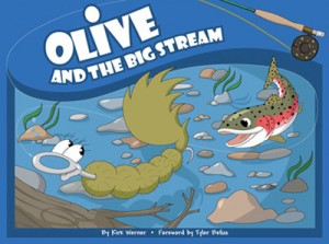 Olive and The Big Stream